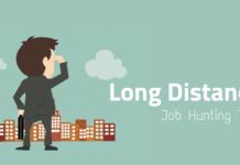 Long Distance Job Hunting Tips