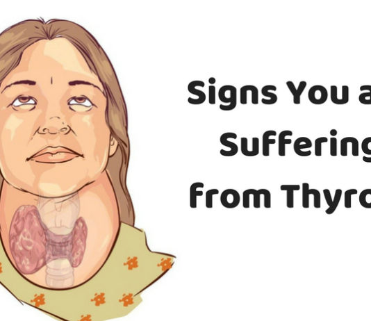 Signs You are Suffering from Thyroid
