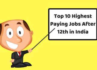 Top 10 Highest Paying Jobs After 12th in India