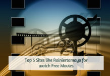 Top 5 Sites like Rainiertamayo for watch Free Movies
