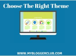 Why And how To Choose The Right Theme