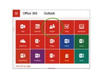 Export Contacts Form Office 365
