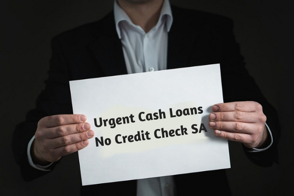 Urgent Cash Loans No Credit Check SA