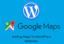Adding Maps To WordPress Websites