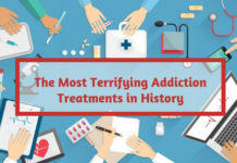 The Most Terrifying Addiction Treatments in History