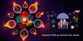 Financial Gifts for your Parents this Diwali