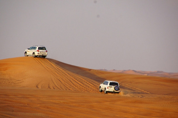 How to Spend Winter Vacations with Desert Safari Dubai in 2019