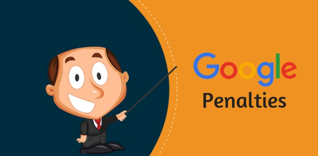 What types of Google Penalties are there