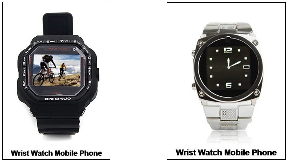 Choosing 5 Best Wrist Watch Mobile Phones Is No Joke