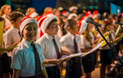 Sing Christmas Carol