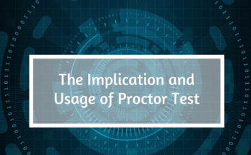 The Implication and Usage of Proctor Test