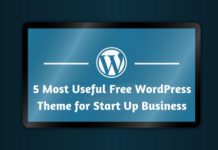 5 Most Useful Free WordPress Theme for Start Up Business