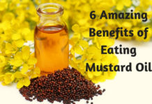 6 Amazing Benefits of Eating Mustard Oil