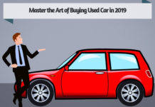 Master the Art of Buying Used Car in 2019