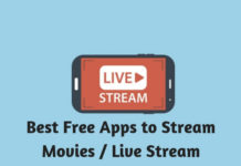 Best Free Apps to Stream Movies - Live Stream