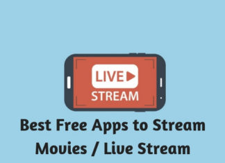 Best Free Apps to Stream Movies - Live Stream