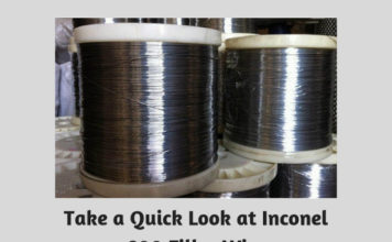 Take a Quick Look at Inconel 600 Filler Wire
