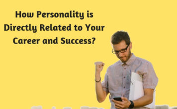 How Personality is Directly Related to Your Career and Success