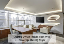 Quirky Office Trends That Will Never Go Out Of Style