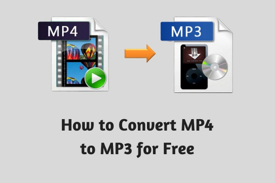 How to Convert MP4 to MP3 for Free