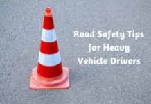 Road Safety Tips for Heavy Vehicle Drivers