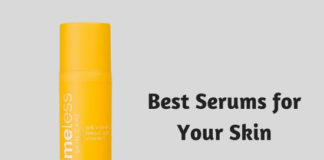 Best Serums for Your Skin
