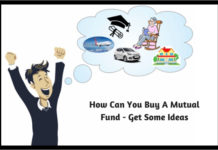 How Can You Buy A Mutual Fund - Get Some Ideas