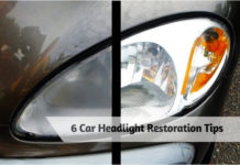 6 Car Headlight Restoration Tips