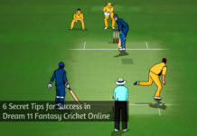 6 Secret Tips for Success in Dream 11 Fantasy Cricket Online