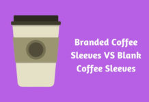 Branded Coffee Sleeves VS Blank Coffee Sleeves