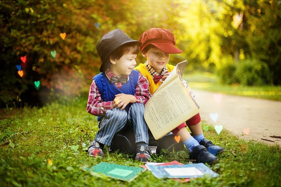 Children and reading habit – Reasons why reading is right for them