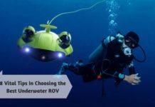 8 Vital Tips in Choosing the Best Underwater ROV