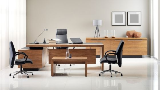 Set up your office with the furniture from Urban Ladder