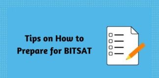 Tips on How to Prepare for BITSAT