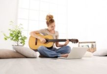 How To Learn Guitar Online