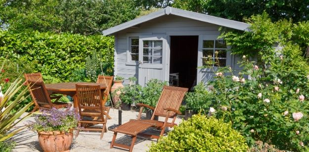 Reasons Why You Should Have A Garden Shed