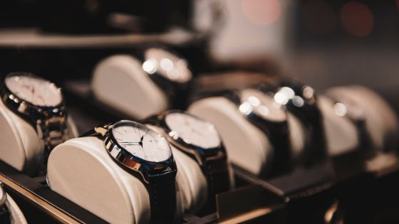 Let Your Watch Be Your Identity