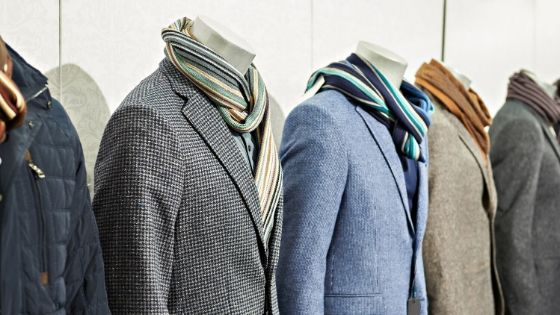 Look Dapper and Snazzy with Scarves