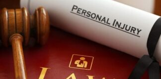 How are personal injury claims settled?