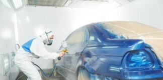 Mistakes to Avoid in Car Painting Business