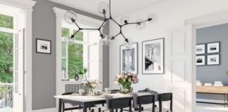 4 Dining Room Styles and Themes