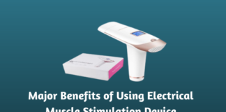 Major Benefits of Using Electrical Muscle Stimulation Device