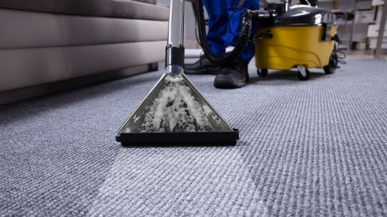 Benefits of Steam Cleaning Method for Carpet Cleaning in Edmonton
