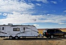7 Tips For Safely Towing A Travel Trailer