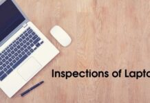 Inspections of Laptops