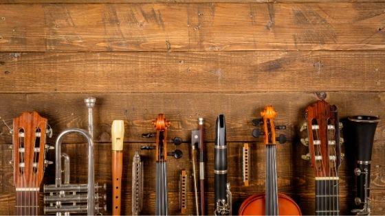 Top 5 Most Popular Instruments
