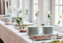 A Complete Guide to Wedding Catering