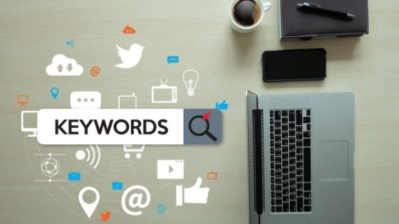 Specify your keywords