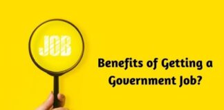 Benefits of Getting a Government Job?