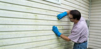 How to Clean Vinyl Siding The Right Way
